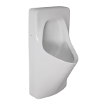 Urinal Antero with a radar flushing unit, 24 V DC (plug & play)