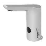 Automatic washbasin mixer, 24 V DC