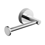 Stainless steel holder of toilet paper, polished finish