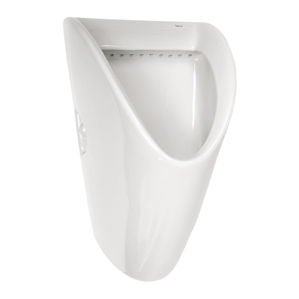 Urinal Chic with a radar flushing unit and integrated power supply, 230 V AC