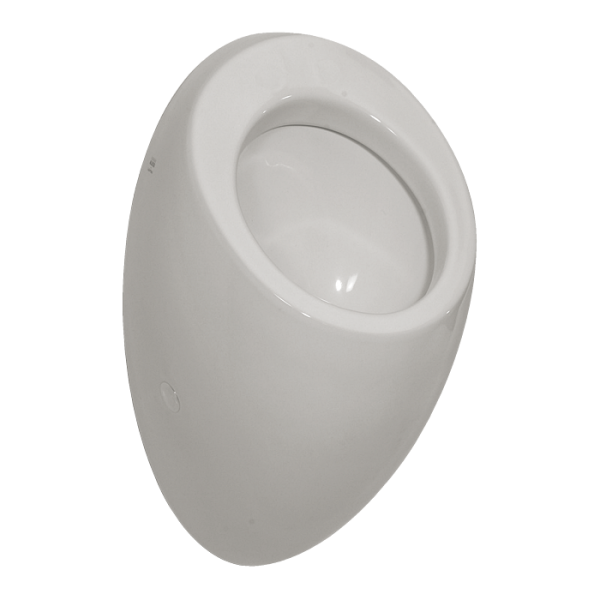 Urinal Alessi with a radar flushing unit, 24 V DC