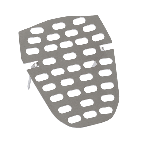 Stainless steel sieve for urinal Golem