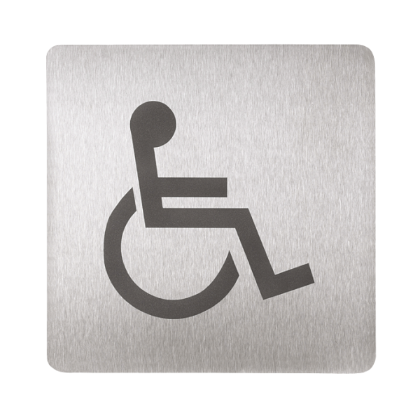 Pictogram - toilet for disabled