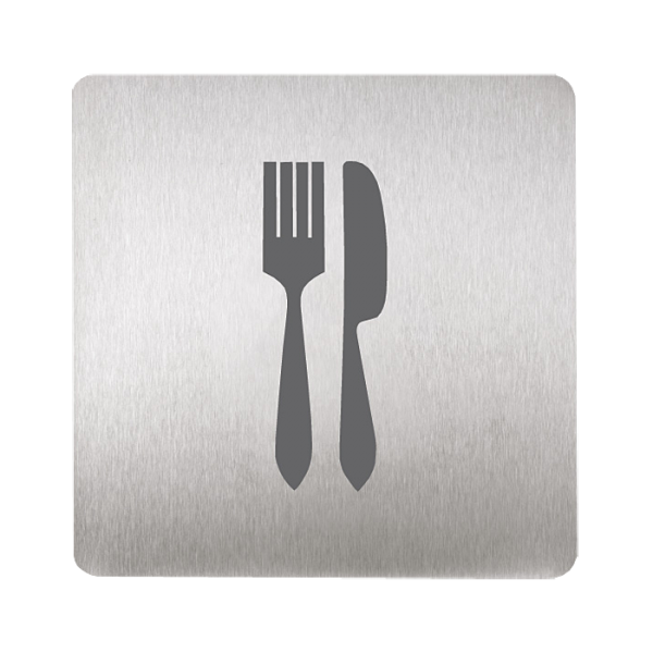 Pictogram - fork and knife