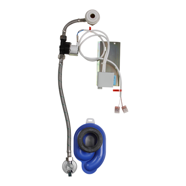 Radar flushing unit for urinal Villeroy Boch Omnia Pro 750700, 230 V AC