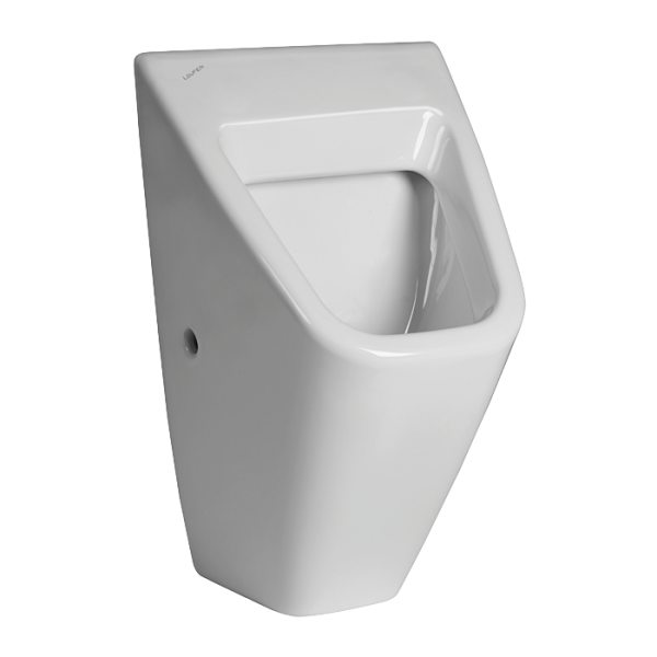 Urinal Vila without cover with a radar flushing unit, 6 V