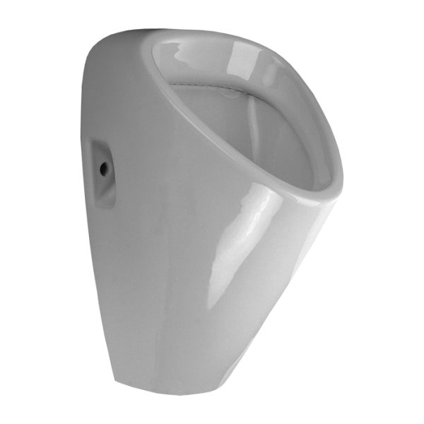 Urinal Golem with a radar flushing unit and integrated power supply, 230 V AC (plug & play)